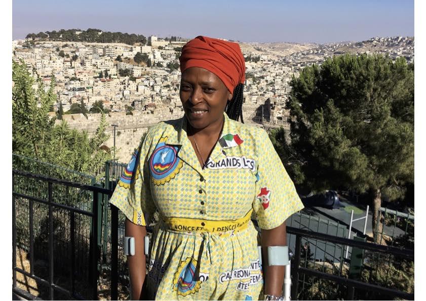 Neema in Israel